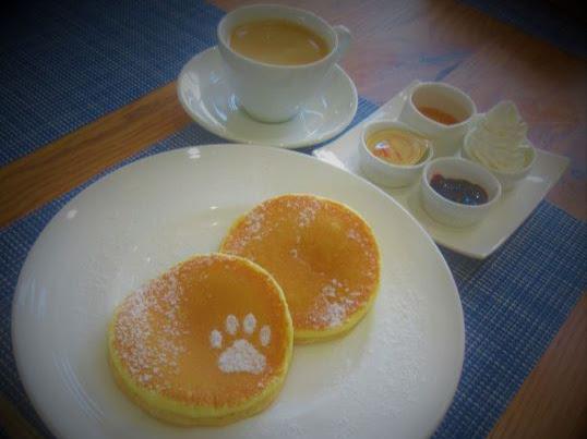 Cafe Catnapのカフェメニュー