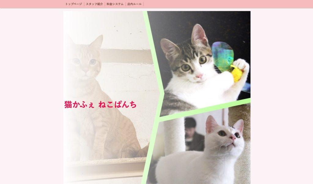 猫かふぇ ねこぱんち